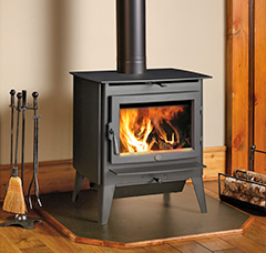 Lopi Wood Burning Stove - Amador County CA