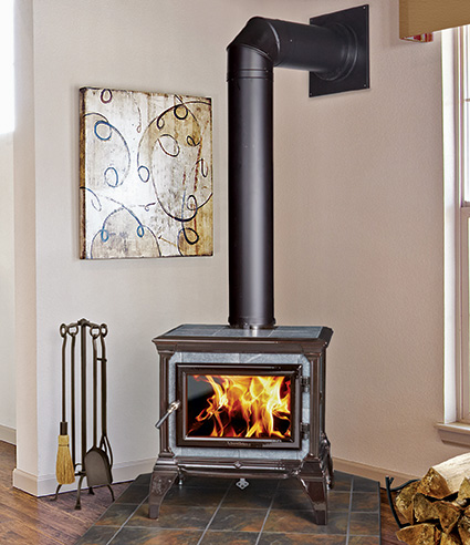 Heating Stoves Gas Stoves Wood Stoves Pellet Stoves - Pellet stove or wood stove