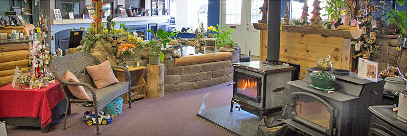 fireplace and stove store Jackson CA area Amador County & Calaveras County