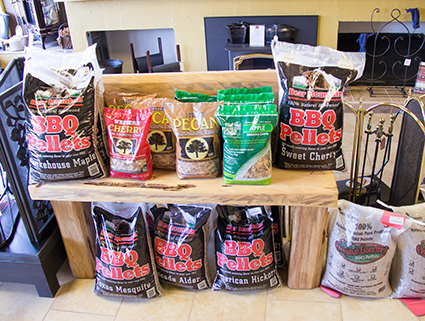 Flavor BBQ Grill Pellets - Jackson CA
