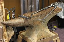 Hand Forged Tools Blacksmith