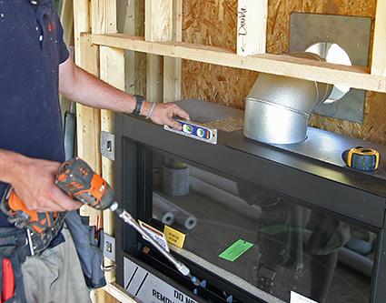 Fireplace Installation - Pine Grove Rt 88