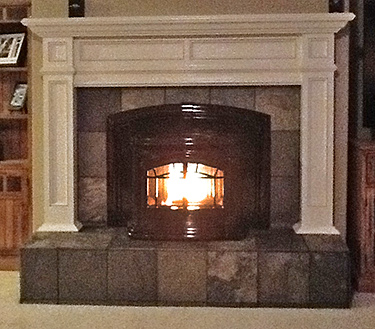 Our Hearth Experts Offer Full Professional Installation Of All Wood Gas And Pellet Fireplace Inserts Found In We Serve Jackson Ca