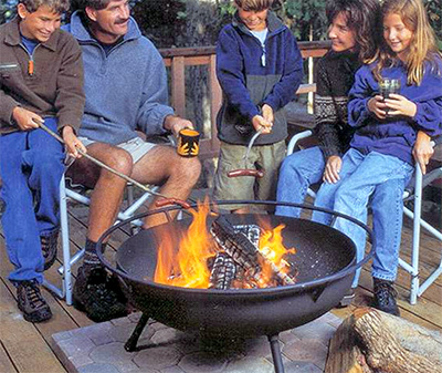 Firepit - Amador County CA