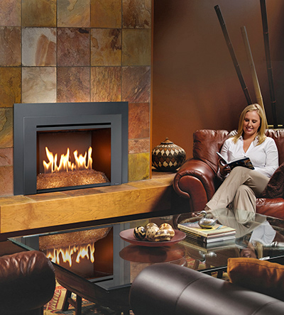 Gas Fireplace Inserts By Avalon