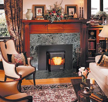 Lopi Pellet Fireplace Insert