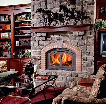 Wood Burning Fireplaces | Jackson CA | Amador - Calaveras County