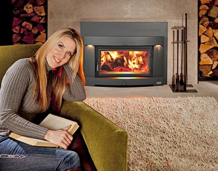 Wood Fireplaces - Jackson CA