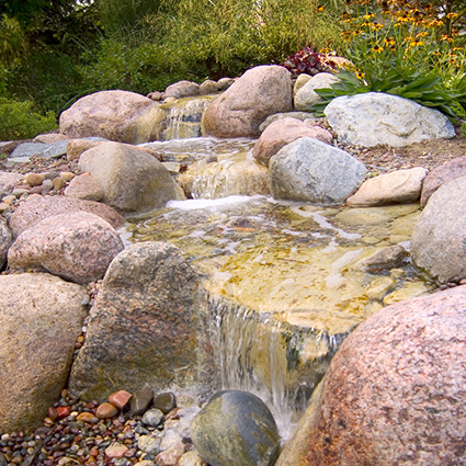 Pondless Water Fall