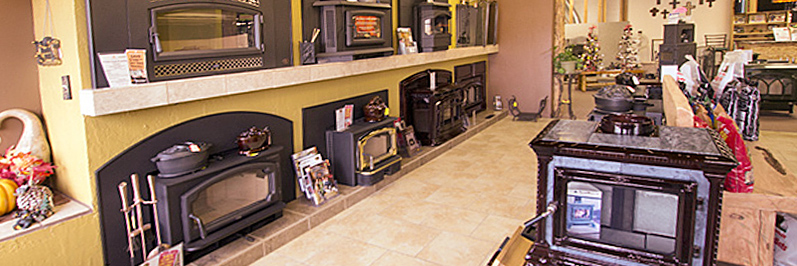 wide selection of stove, inserts and fireplaces Jackson CA area Amador County & Calaveras County