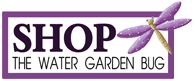 SHOP The Water Garden Bug